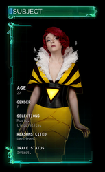 Transistor: Red's file by vicont-duke