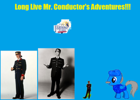 Mr. Conductor's Adventures tribute by skullzproductions