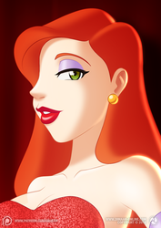 Jessica Rabbit (Preview) by Dimaar