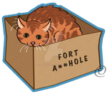 Fort A**hole by EmersonWolfe