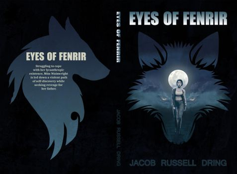 Eyes of Fenrir cover by JaniceDuke