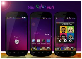 Miui Color by yuyudroid