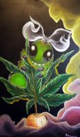 Gideon Appleseed-Tad Aster collab by tad-aster