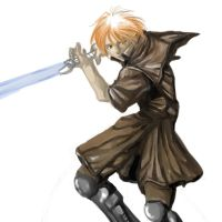 Jedi Knight by Kei-san