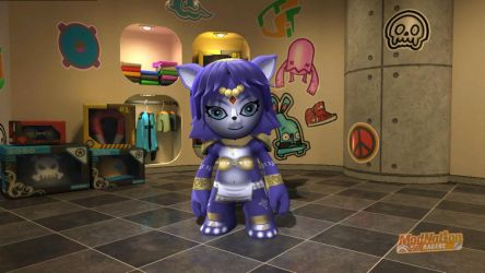 Krystal (Adventures) ModNation Mod by FoxMcCloudFF7