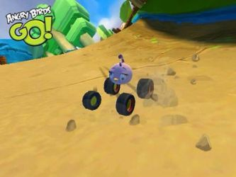 Angry Birds GO! Multiplayer Race: HEY! NOT AGAIN! by Mario1998