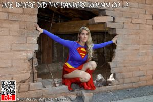 Supergirl breaks out by 5red