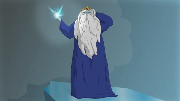 The Ice King by Endurandon