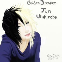 Utahiroba Jun - 09.07.11 by AliceByAlisterDark
