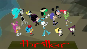 THRILLER TOONS 2 by mayozilla