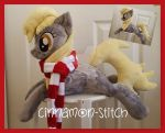 mlp plushie commmission Derpy Hooves available