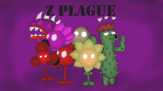 Z Plague by DominantDan