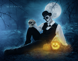 Halloween Night by Whendell