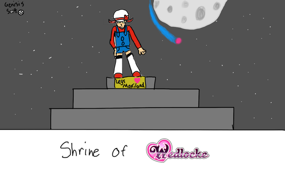 The Shrine of Wedlocke by GenisisScott