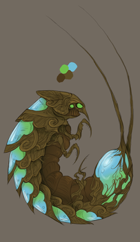 Nelubug by Perturbed-Phyrexian