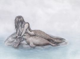 The Selkie by Dr-TinyFox