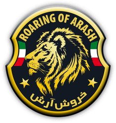 Roaring of Arash Free Iran by arasch