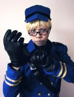 APH: Sweden by Pisaracosplay