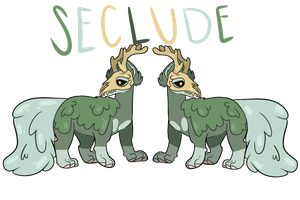 |Seclude| Seclude Reference by osseincactus