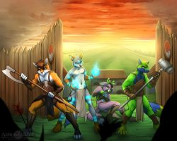 2015 Commission for Littleshewofl Ceres World by A-BlueDeer