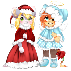 Merry Christmas by Axunna