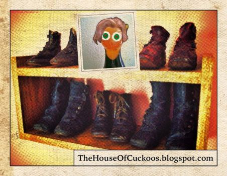THoC Boots Off by House-of-Cuckoos
