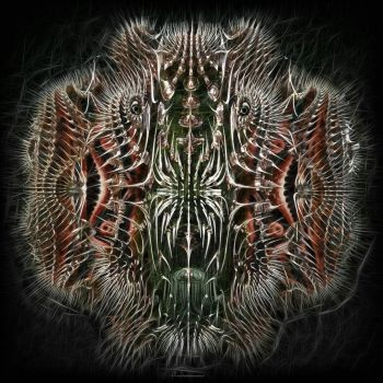 Most hungry fractal by MatzeR