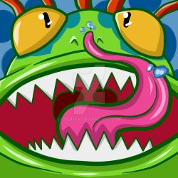 CRAZY MURLOC by Tigry86