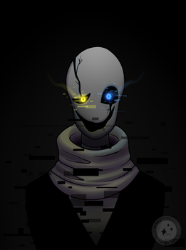 Gaster by Gaster-Story