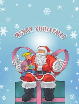 Merry Christmas 2012 by Tregis