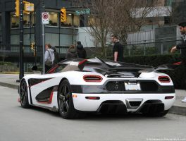 Koenigsegg Agera RS by S-Amadeaus