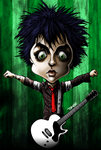 Billie Joe Armstrong by danieltorazza