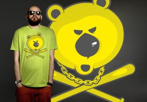 T-shirt design - Bears.inc by kic