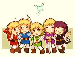 The 5 Links by Gorryb