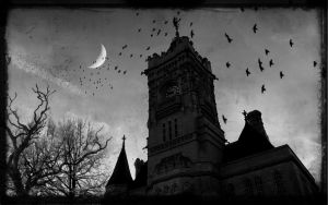 The Crow Tower by l8