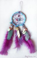 Spirit of the Sea Dreamcatcher by EmilyCammisa
