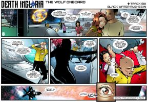 The Wolf Onboard p6 by handtoeye