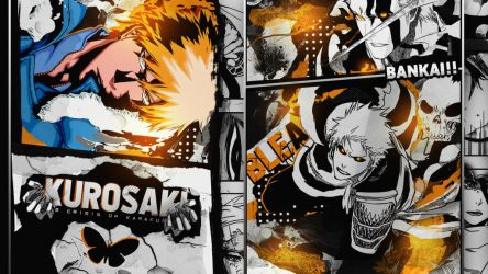 [Hyuskan] Bleach - The Crisis of Karakura by ReiichiroGraph