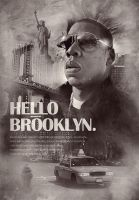 Hello Brooklyn by karmagraphics