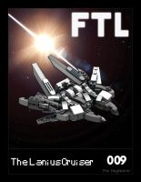 [INSTRUCTIONS] The Kruos (FTL: Faster Than Light) by TheMugbearer