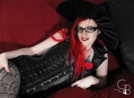 Halloween Witch 1 by Gravure-Bunny
