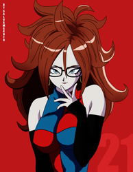 Android 21 by salvamakoto