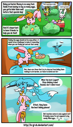 Logi-Bunny: Gotta Hide Em' All by Lohlite