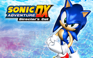 Sonic Adventure DX Wallpaper by NuryRush