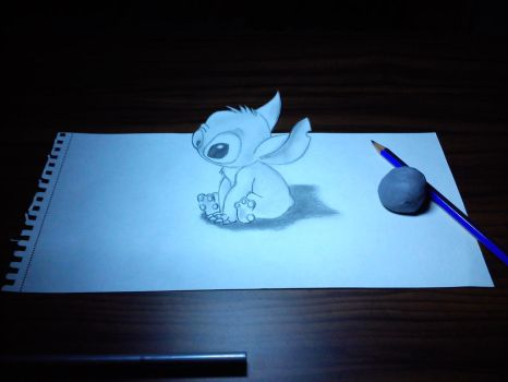 3D stitch by artgel