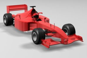 F1 WIP by juntao