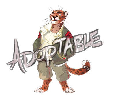 FOR PAY Adoptable by GreekCeltic