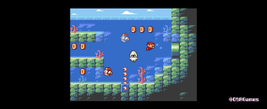 Super Mario Bros Remake by AlbertoV