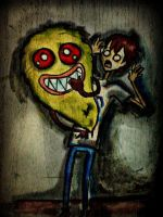 Monster in You by Awesomess