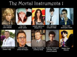 the mortal instruments cast 1 by katerlin